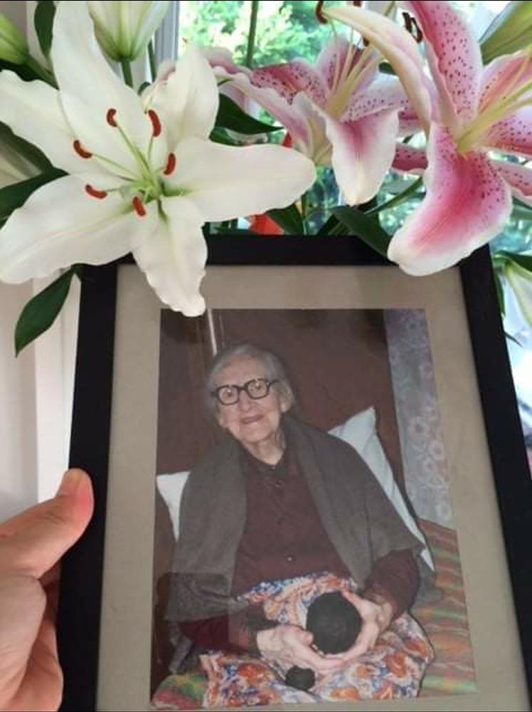 Antonina Sintcova 1904-1997