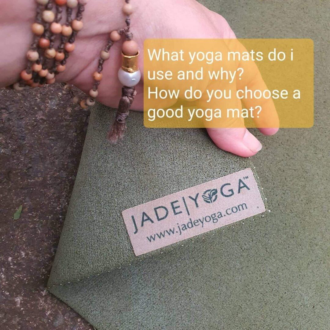 My Jade Yoga Mat is still in use after 10 years of daily practice